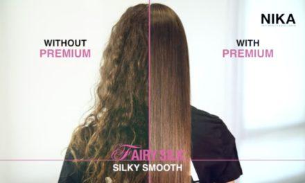 NIKA HAIR BEAUTY EXCELLENCE PRESENTA LA RINNOVATA LINEA FAIRY SILK