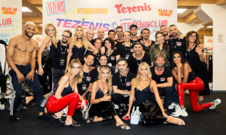 TEZENIS FASHION SHOW: TONI&GUY CURA I LOOK