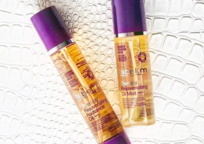 Therapy Rejuvenating Oil Mist e Radiance Oil