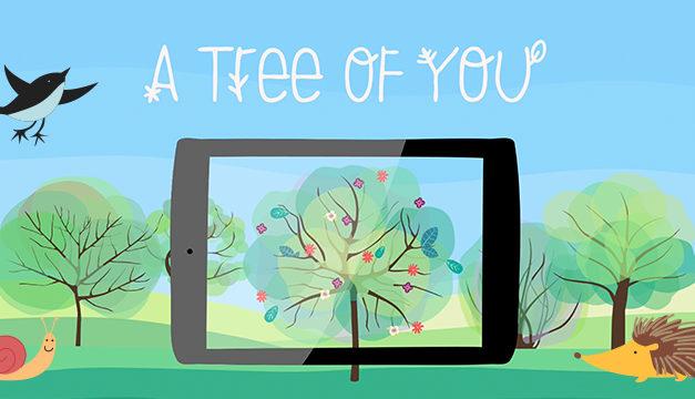 "DAVINES PRESENTA ""A TREE OF YOU"""