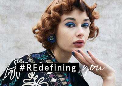 #REDEFINING YOU collection