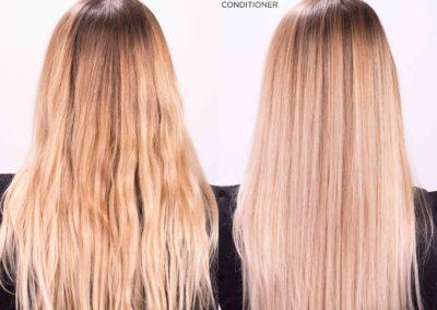 Color Extende Blondage prima e dopo