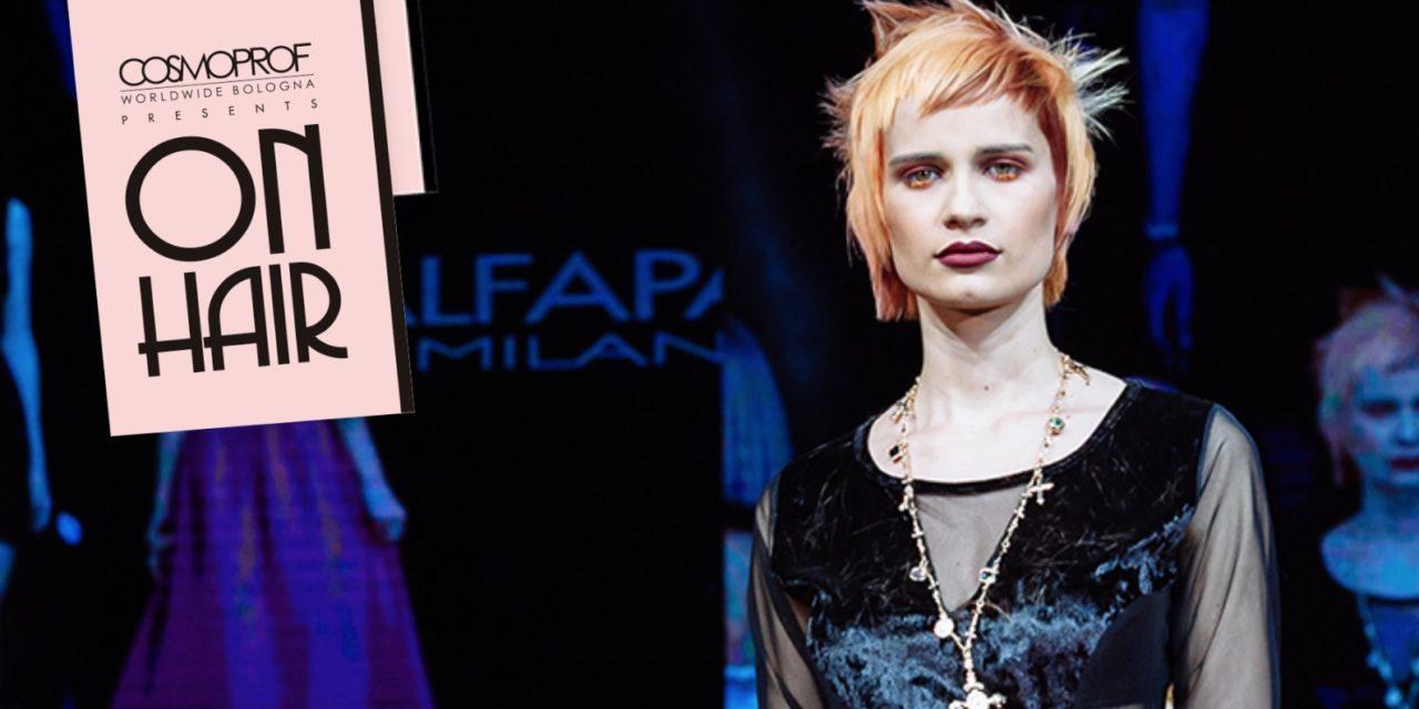 ALFAPARF TORNA A ON HAIR CON DUE GRANDI SHOW E 6 TOP HAIRSTYLIST