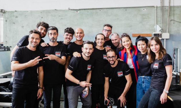 TONI&GUY PER ARTHUR ARBESSER ALLA MILANO FASHION WEEK
