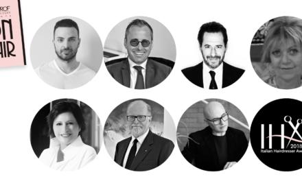 GRANDE ATTESA PER L'ITALIAN HAIRDRESSER AWARD 2018