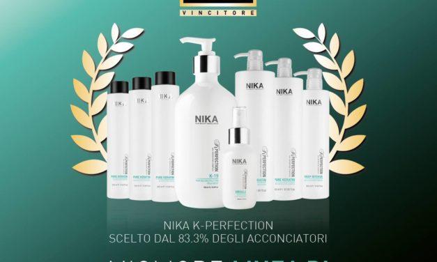 K-PERFECTION, LA MIGLIOR LINEA DI RICOSTRUZIONE