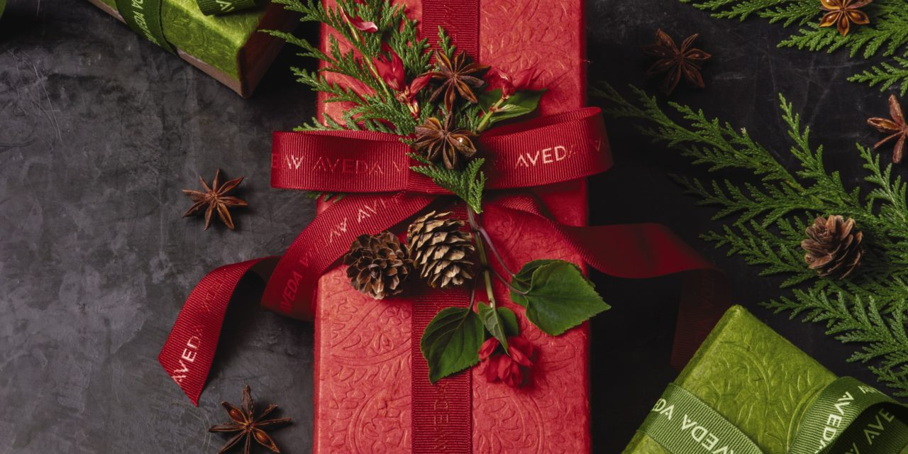 A NATALE REGALATE LA BELLEZZA CON I GIFT SET AVEDA