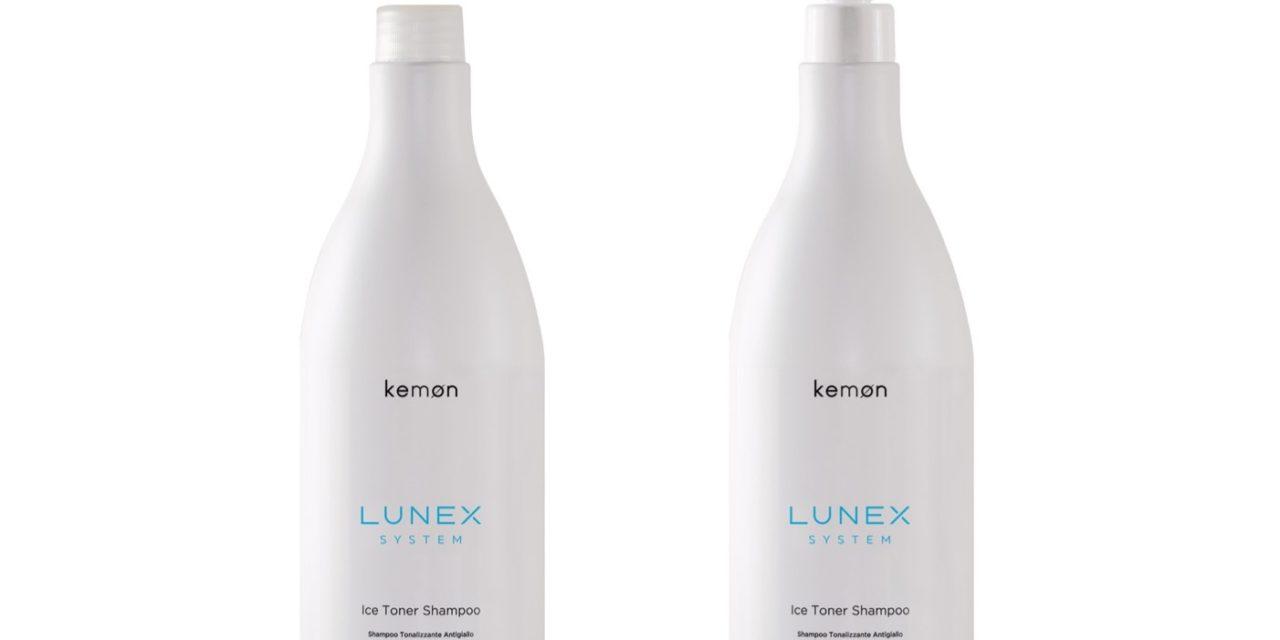 KEMON PRESENTA LUNEX ICE TONER