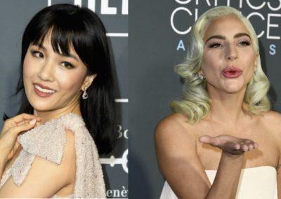 Hair ghd per Lady Gaga e Costance Wu