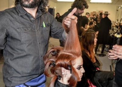 ghd Moschino backstage9