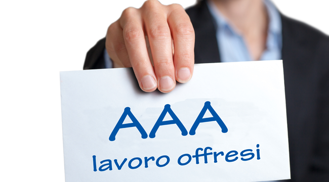 Fantastica offerta di lavoro da una Prestigiosa Azienda Italiana: da non perdere!