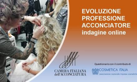 Questionario sull'Evoluzione della Professione Acconciatore: contribuisci anche tu alla crescita della nostra categoria!