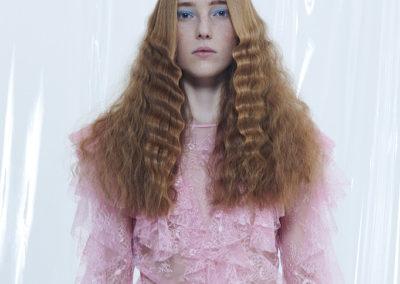 Natural Texture & Extreme Volume - Natural Ginger Hair
