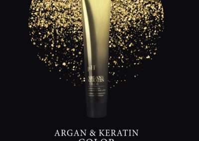 HPA perArgan & Keratin Color di pH Laboratories
