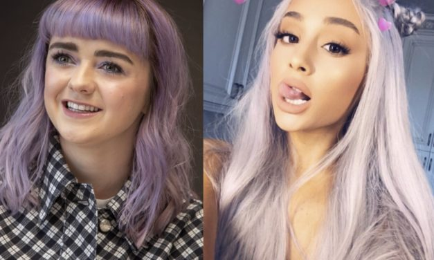 COLORE CAPELLI 2019: LAVENDER IS THE NEW GREY