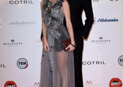 Bianca Atzei e Jonathan Kashanian