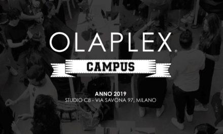 BENVENUTA OLAPLEX CAMPUS!
