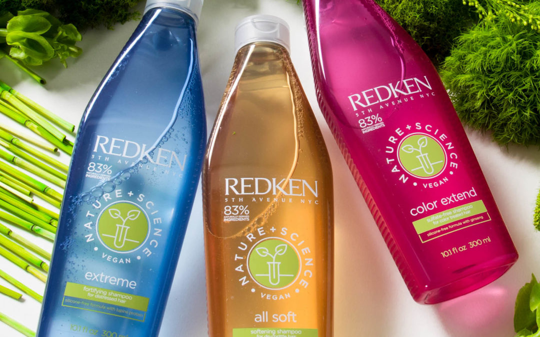 REDKEN PRESENTA LA NUOVA NATURE + SCIENCE