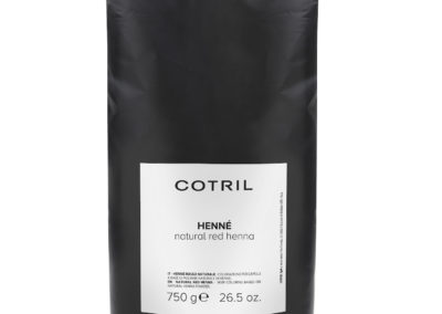 cotril henné natural red 750 g