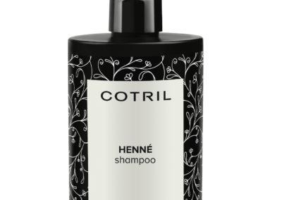 cotril henné shampoo 500 ml