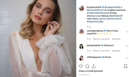 """GET THE LOOK: MARGOT ROBBIE ALLA PRIMA DI """"ONCE UPON A TIME IN HOLLYWOOD"""""""
