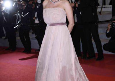 Catrinel Marlon, testimonial Cotril, al festival di Cannes
