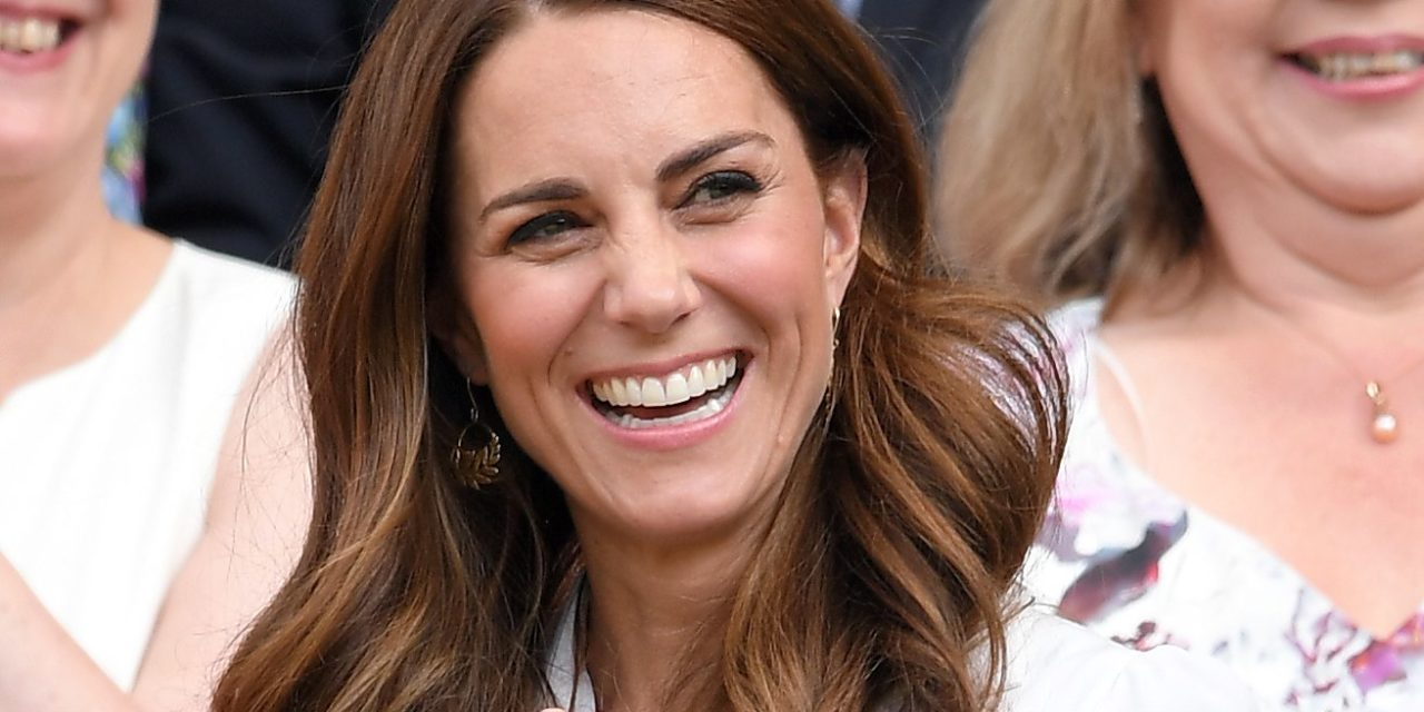 IL BALAYAGE CARAMELLO DI KATE MIDDLETON