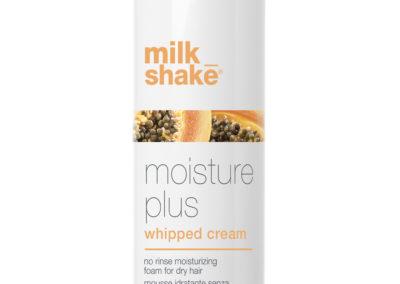 MS moisture plus whipped cream