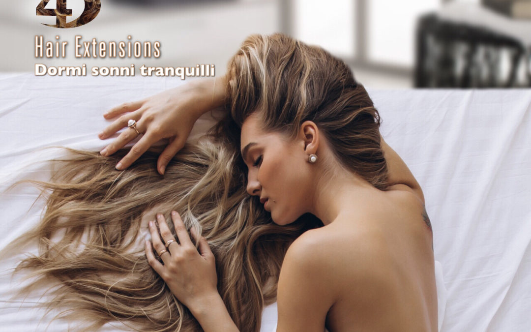 4DCOLOR HAIR EXTENSIONS, LA RIVOLUZIONE NEL PANORAMA EXTENSIONS!