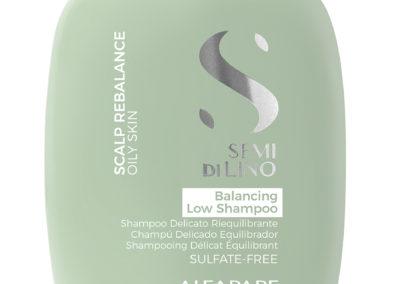 scalp balancing low shampoo