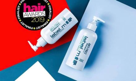 ANTI FRIZZ DI LABEL.M AGLI HAIR AWARDS 2019