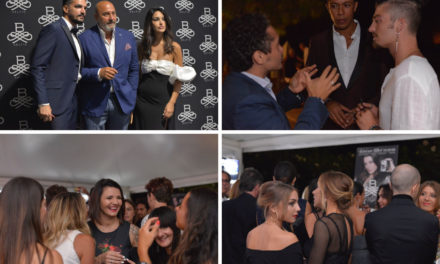 B-SELFIE: PARTY E RED CARPET A VENEZIA '76