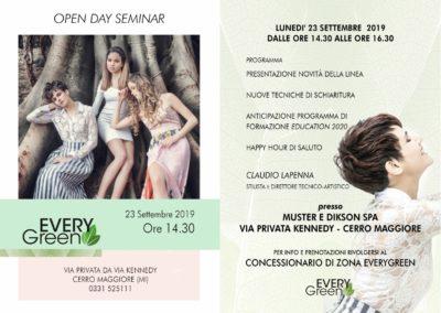 EveryGreen Open Day Seminar