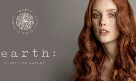 PREVIA HAIRCARE PRESENTA EARTH COLOR, LA COLORAZIONE SOSTENIBILE E NATURALE