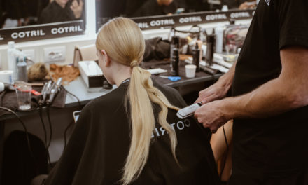 "LE LOW PONY TAIL COTRIL PER IL CALZEDONIA LEGSHOW 2019 ""HOTEL EDITION"""