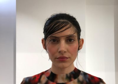 Frankie Morello SS20-HAIR BY Ramona Eschbach