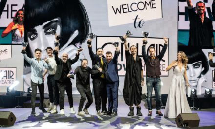 RECORD DI PRESENZE A ON HAIR SHOW & EXHIBITION