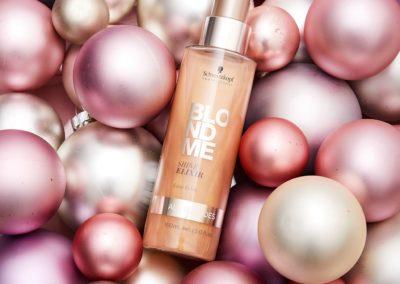 Fate risplendere i capelli con BLONDME Shine Elixir