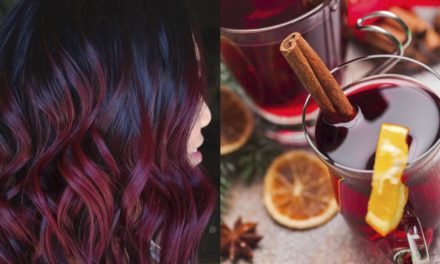 MULLED WINE HAIR: LA TENDENZA COLORE PER NATALE!