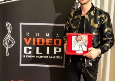 Virginio Premio Videoclip