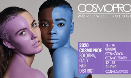 POSTICIPATA L'EDIZIONE COSMOPROF 2020 WORLDWIDE BOLOGNA
