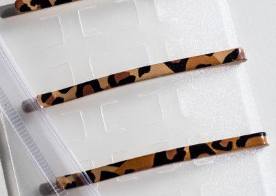 KELA Hair Pins Leopard 3