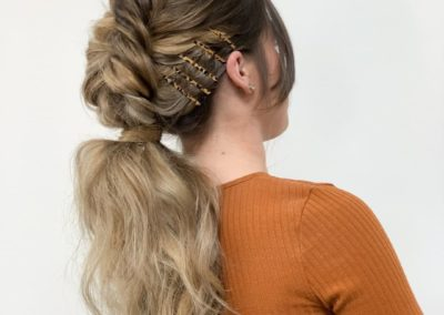 KELA Hair Pins Leopard