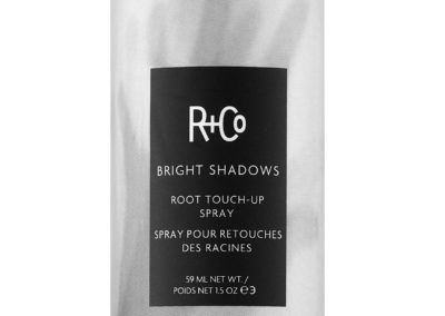 BRIGHT SHADOWS Root Touch-Up Spray - Black