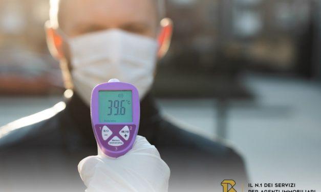 Rilevazione della temperatura corporea sui luoghi di lavoro – Regione Lombardia