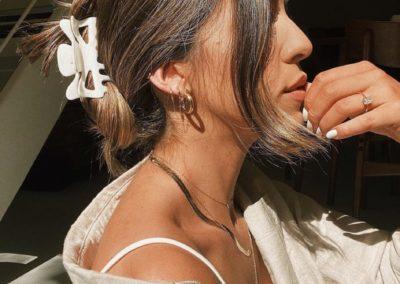 La pinza per capelli di @lauramvila