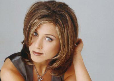 Il taglio di Rachel in Friends