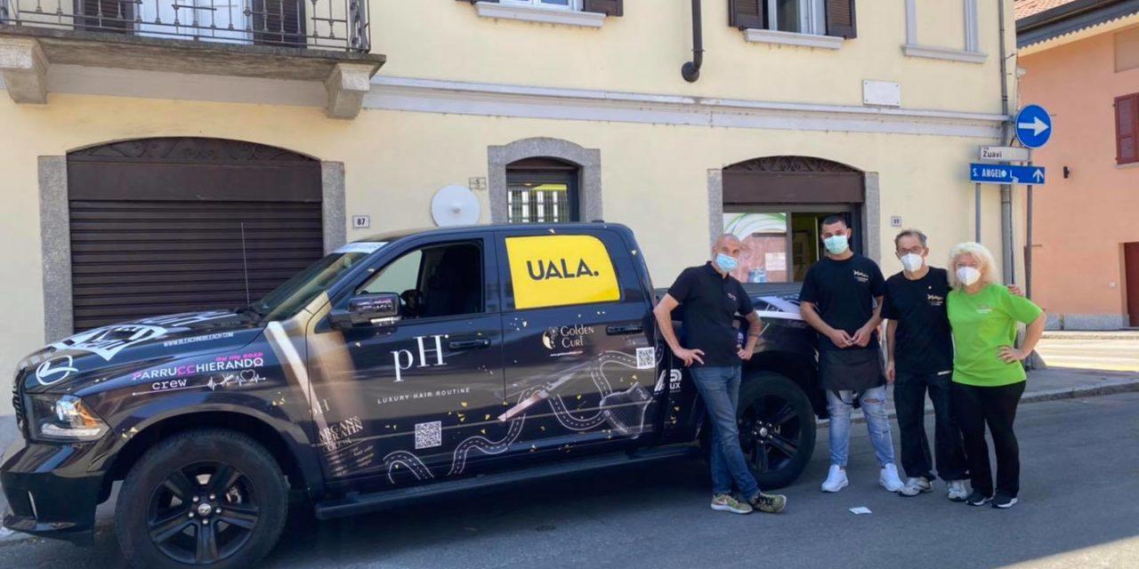 AL VIA IL TOUR DI PARRUCCHIERANDO ON THE ROAD!!