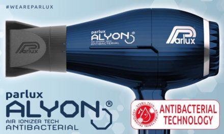 ARRIVA PARLUX ALYON® CON TECNOLOGIA ANTIBATTERICA
