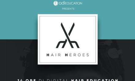 HAIR FESTIVAL IN LIVE STREAMING sul canale YouTube di ADI EDUCATION